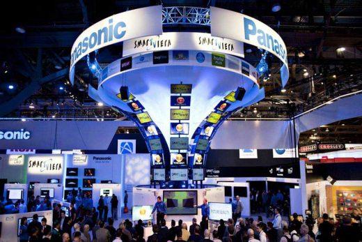 consumer electronics show convention season