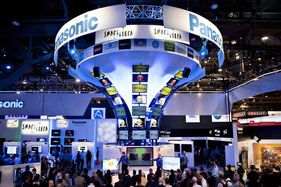 consumer electronics show convention season