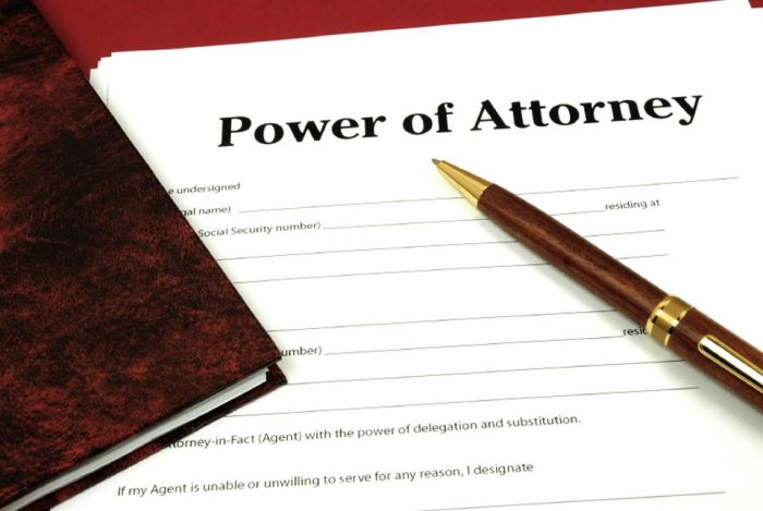 More About Power Of Attorney  Rogue Sheep Business Advice